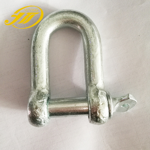Screw Pin Anchor Swivel Bow Shackle