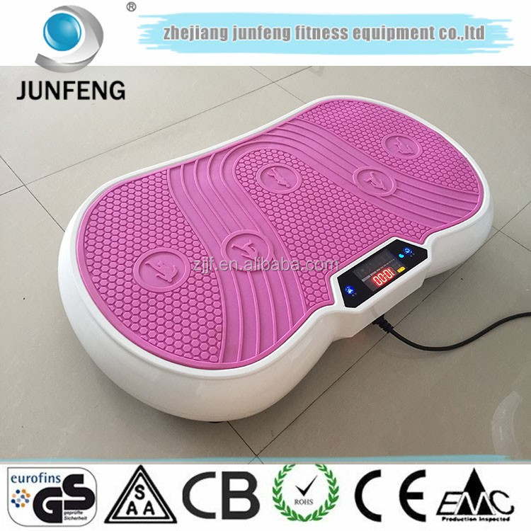 Zhejiang JF-CFM15 Whole Body Vibration Machine Crazy Fit Massager