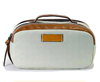 Men's Canvas Toiletry Travel Wash Bag