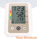 Electonric digital free blood pressure monitor