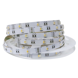 New design Color Changing LED Rope Light smd 5050 12v/24V LED Light RGBW Strip 4 Colors In 1 LED