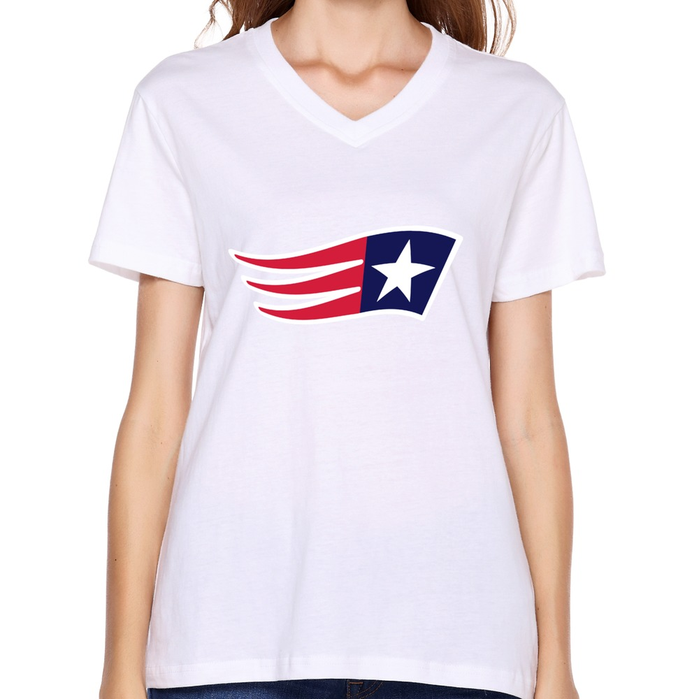 customized Artist 3D women's apparel swag Texas | US | Stars and Stripes | Star | flag t-shirts fashion women