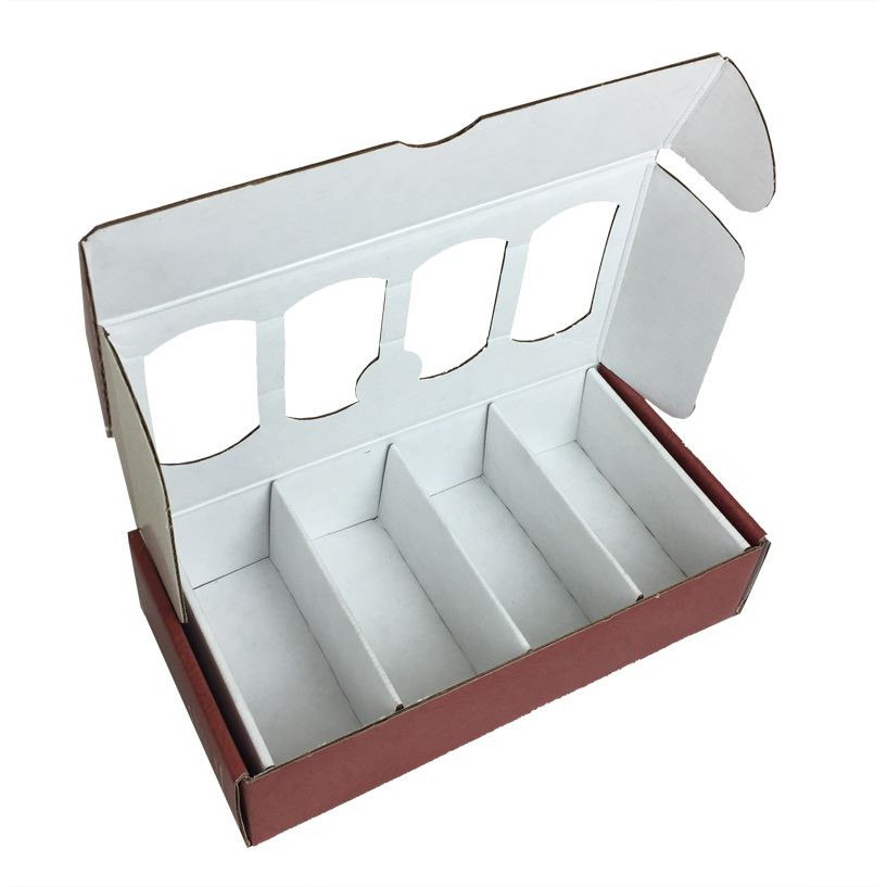 foldable display ecommerce packaging gift box carton