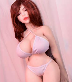 Free shipping sex dolls factory 100cm big breast mini doll sex silicone with full skeleton