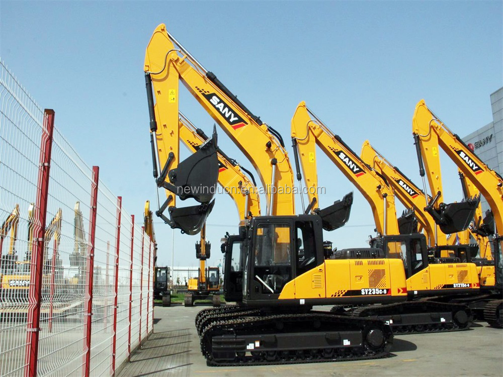 Chinese Famous Brand Excavator SY55U for Sale
