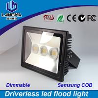 4 years warranty CE ROHS SAA Outdoor spotlight lighting IP66 waterproof 40W 80W 120W Aluminum led flood lights