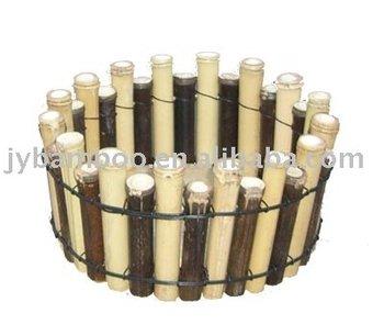 Bamboo Flower Pot