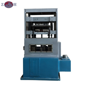 Aluminum fin making machine