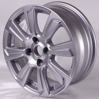 17/18 inch china manufacturer hot selling car alloy wheels, replica wheel rims