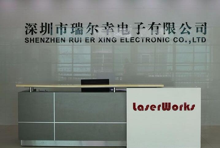 Laserworks le stoßfest kontinuierliche messen laser