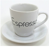 Espresso coffee cup and saucer with stand set, expresso cup wholesale
