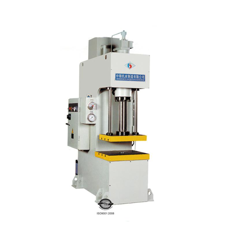 C-frame Hydraulic Press Machine For Tea Powder And Tea Brick - Buy C-frame  Hydraulic Press Machine For Tea Powder And Tea Brick,Hydraulic Press