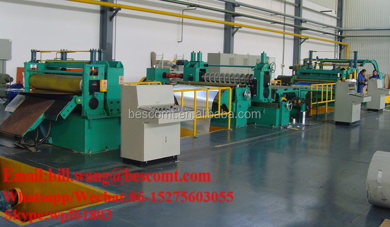 China High Quality Cr,Hr Steel Coil Slitting Machine,Cut To Length ...