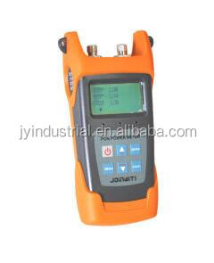 PON Optical Power Meter for fiber testing / simultaneously test and estimate the signals of the voice, data and video