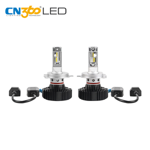 Automotive h1 h4 h7 h8 h9 motorcycle headlight lamp led bulbs for cars