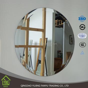 4mm Silver Mirror Round Beveled cheap large.jpg 350x350 Résultat Supérieur 16 Unique Grand Miroir Mural Decoratif Pic 2017 Iqt4