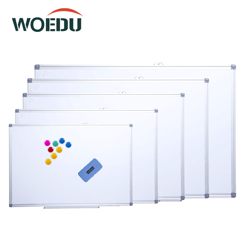 Factory Direct 120*90cm Magnetic Writting White Board Standard Size