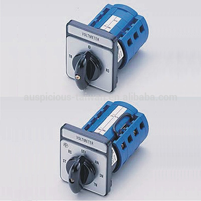 20A 3 Phase 4 Wire Rotary Switch Cam Switch Voltmeter Switch C175
