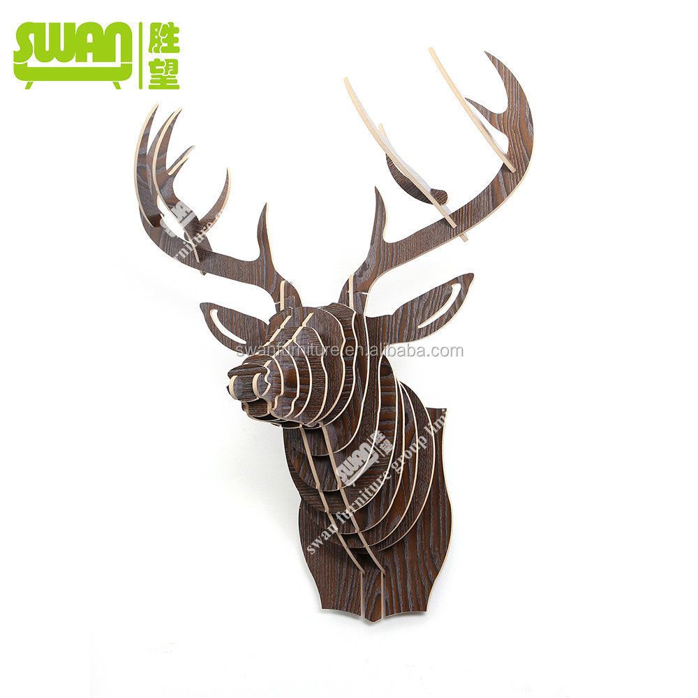 Wooden deer head wooden deer head suppliers and manufacturers at wooden deer head wooden deer head suppliers and manufacturers at alibaba amipublicfo Images
