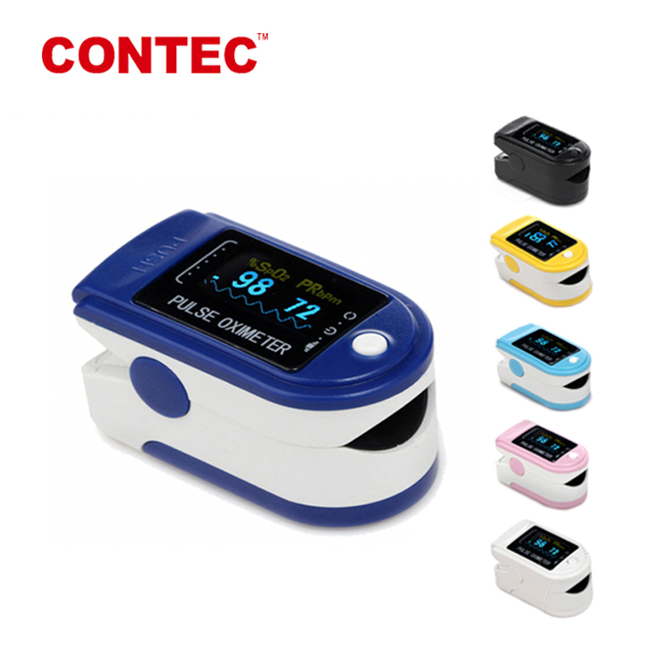 Special in Sep ONLY!OLED Display CONTEC CMS50D CE&FDA Certified finger pulse oximeter