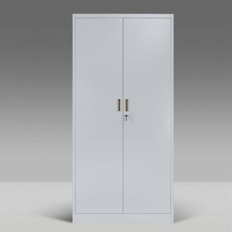 Double Door Industrial Steel Cupboard Metal <strong>Cabinet</strong> Singapore