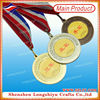Metal blank medal engraving place sports prize