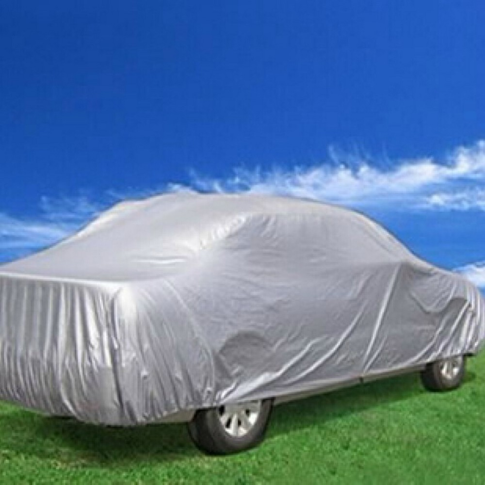 Auto Cover Auto Waterdichte Outdoor Indoor Zon UV Dust Sneeuw Regen Slip Protector Parkeer Cover