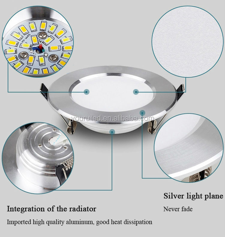 Hot Sale 220v Led Downlight,Led Spotlight Led Downlight 1000 Lumen ...