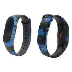 Silicone Sport Bracelet Replace Straps Watchband for Xiaomi mi band 2