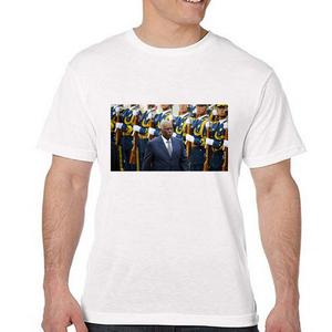 Cheap Custom Quality Printing T Shirt For Mexico Election