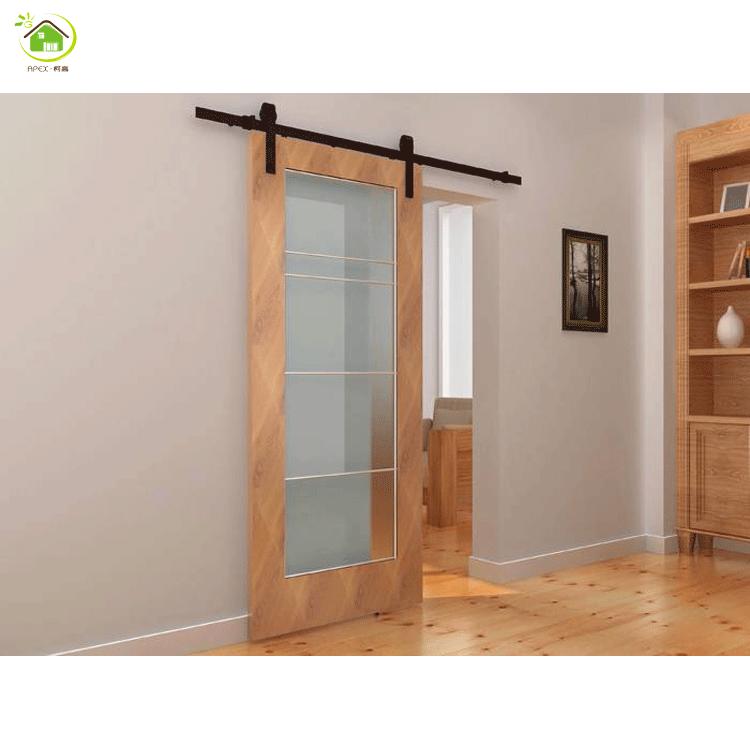 ברצינות אמבטיה פנים זכוכית עץ דלתות אסם זזים-דלתות-מספר זיהוי מוצר BY-24