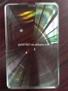 Hot selling HW 185*115mm acrylic magnifying lens for mobile phone screen