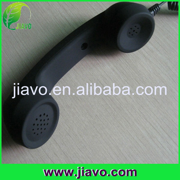 Best quality low price retro corded mobile phone handset with noise cancellation