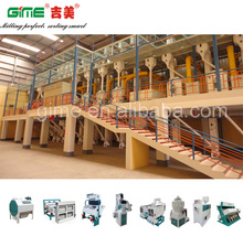 Complete Set Rice Mill Machine Rice Processing Machine