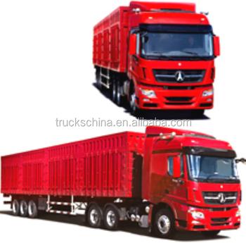 V3 Tractor Truck 6*4 397 Hp Weichai Engine Beiben Head For Sale ...