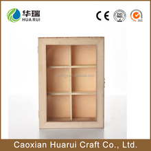 2017 New folding wooden box for wholesales