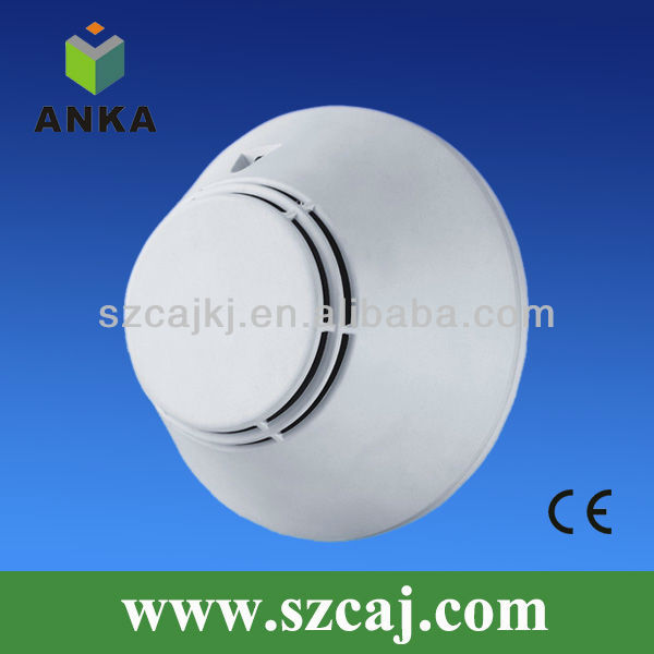 Advanced smoke detector with unique brachet design