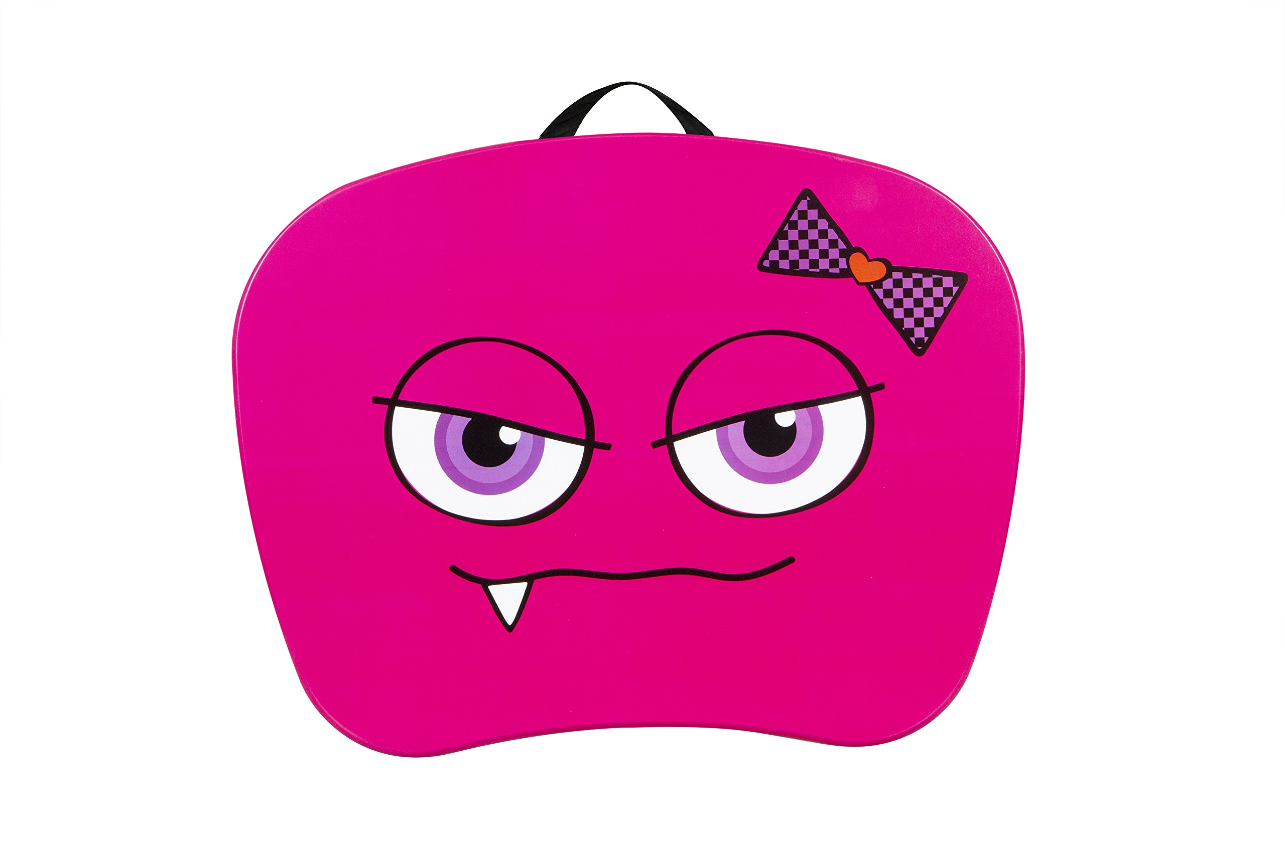 Get Quotations · LapGear MyMonster Lap Desk Pink