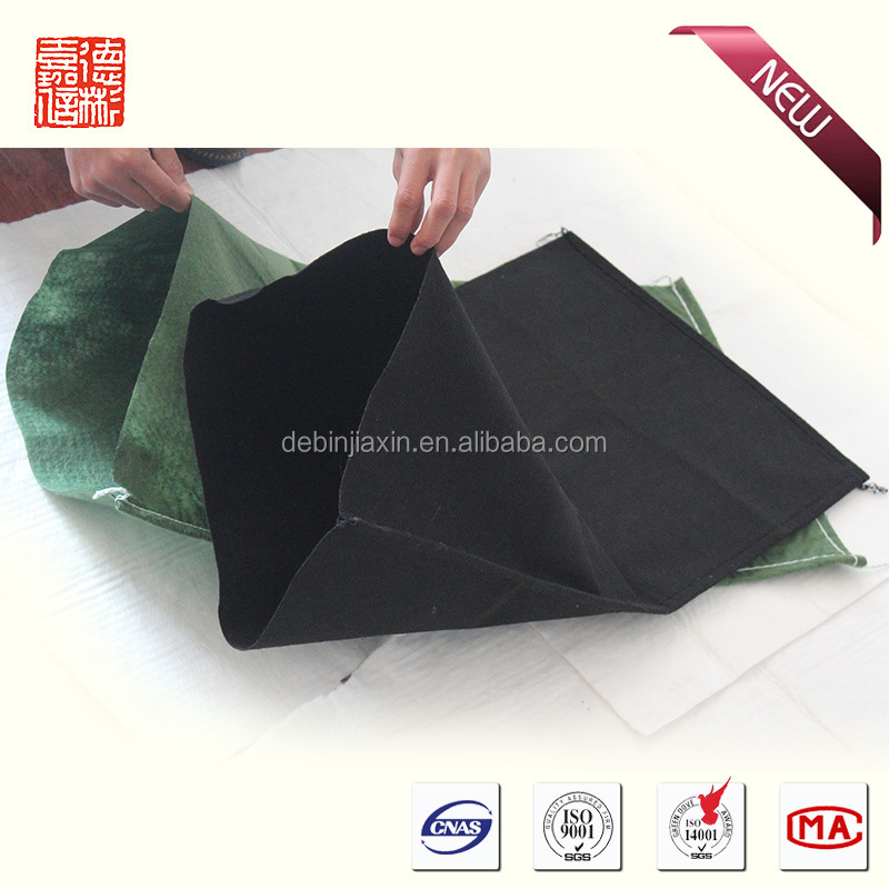 Non-woven Geotextiles Geotextile Type And Geotextiles Type ...