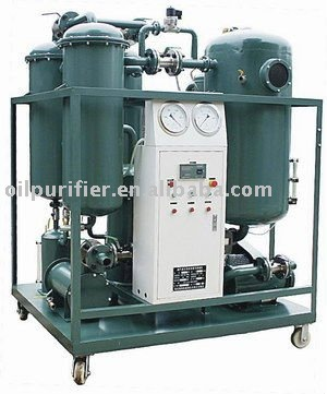 Zhongneng Mobile Type Transformer Oil Purification Plant, Oil Recycling