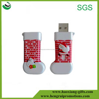 High speed attractive cheap design free usb flash drive sample Chrismas boot drive