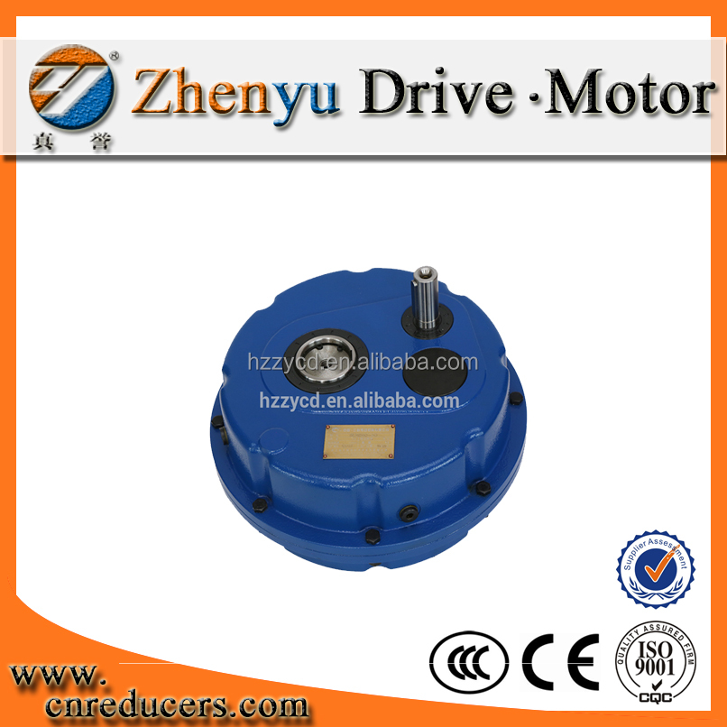 TA Round shaft mounted speed reducer gearbox (ZXG series)