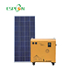 300W Portable Solar Power Lead Acid Battery Solar Work Generator