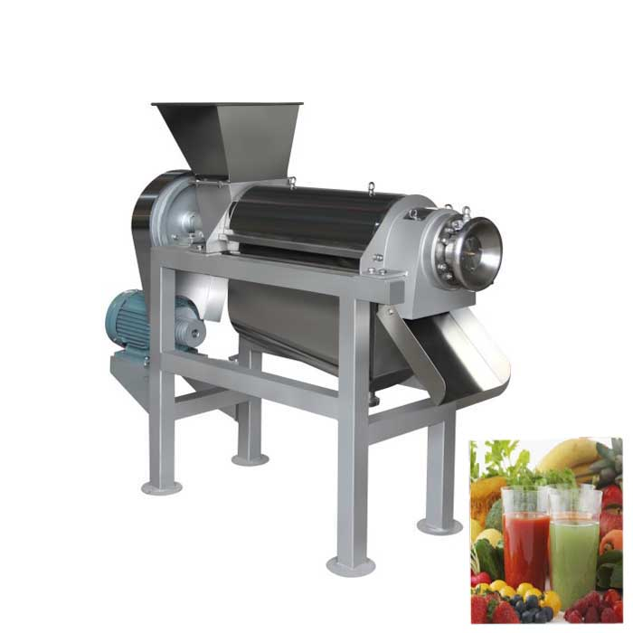 Automatische Oranje juicer Sap making machine/sapcentrifuge