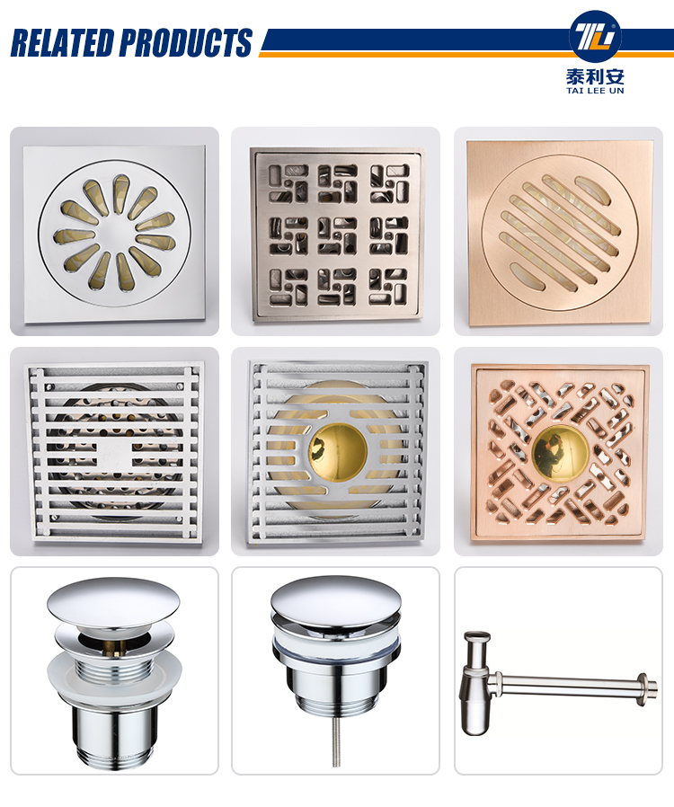Best sellers bathroom brass basin waste bathtub sink pop up stopper drain