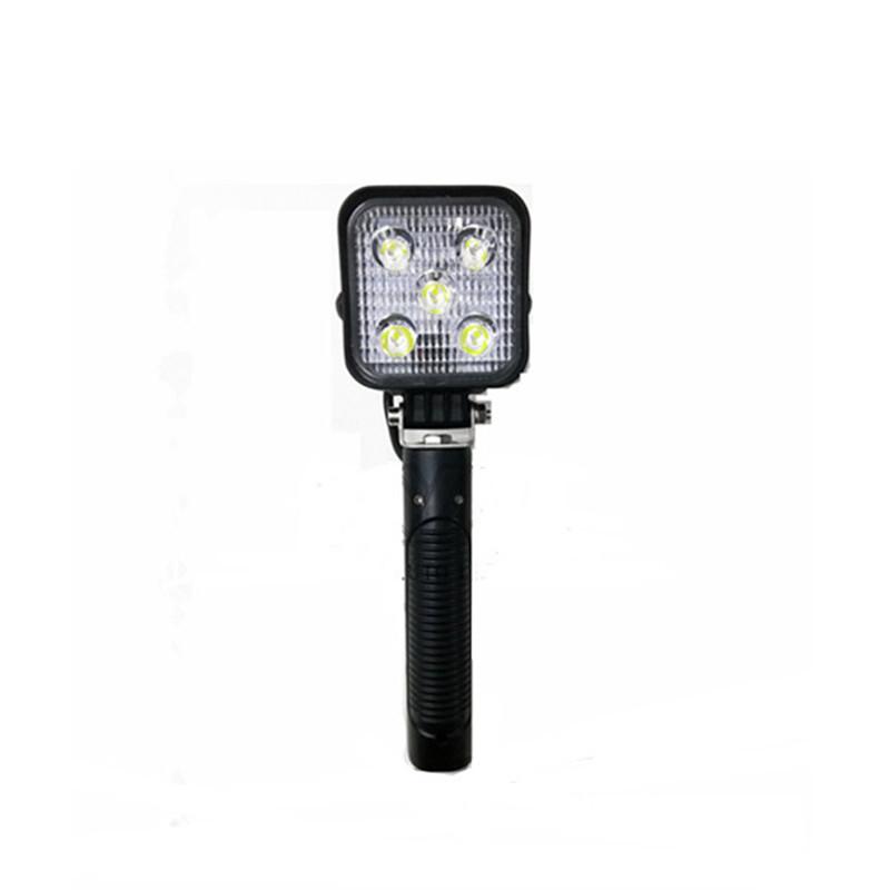 Высокое качество 15 Вт Открытый лагерь автомобиля свет используется водонепроницаемый портативный светодиодный аварийное ручка Worklight с батареей