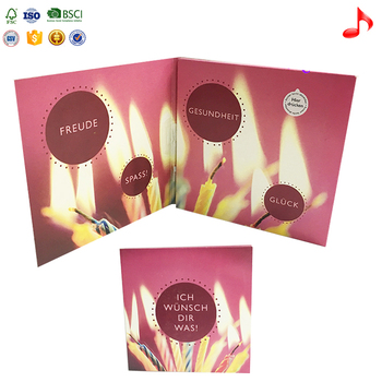 Custom French Mp3 Music Happy Birthday Card Song Buy Custom Music