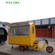 Electric mobile kitchen food van for sale