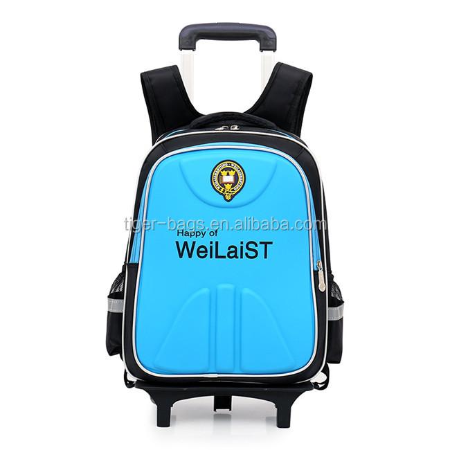 Nylon Child Trolley School Bag a1af5ddb59f8b