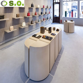 Superb Ideas Modern Wooden Handbag Display Stands Display Racks